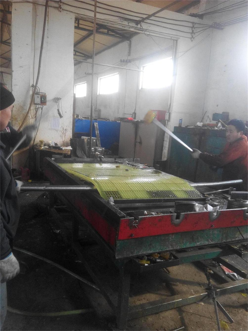 聚氨酯Williamhill注册筛板牛筋网塑料网 聚氨酯Williamhill注册生产厂家